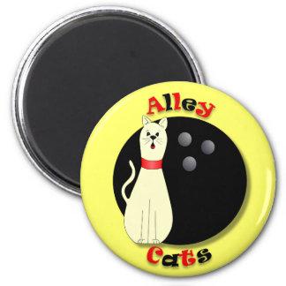 Alley Cat refridgerator magnet