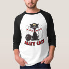 Alley Cats Bowling Pins T-Shirt