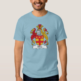 Alley Family Crest Shirt