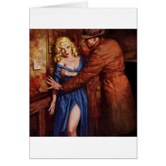 Alley Girl Card
