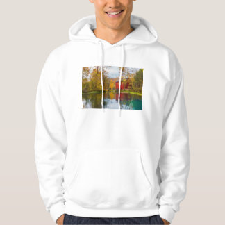 Alley Mill And Spring Hoodie