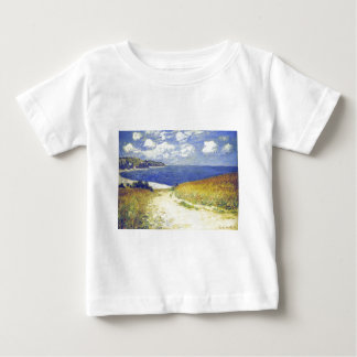 Alley near Pourville Baby T-Shirt