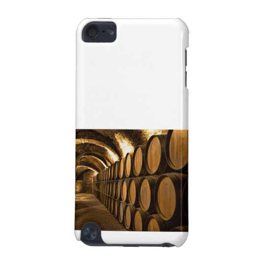 Alley of Barrels at the Winery iPod Touch (5th Generation) Case