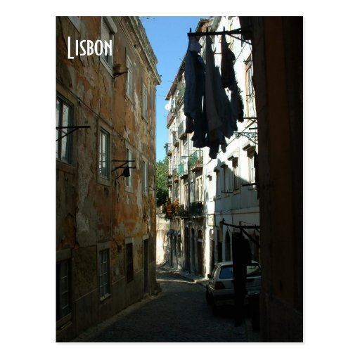 Alley Postcards