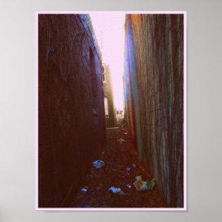 Alley Print
