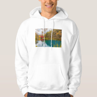 Alley Roller Mill And Spring Hoodie