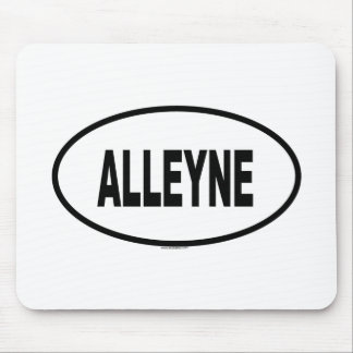 ALLEYNE MOUSEPADS