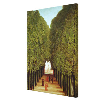 Alleyway in the Park of Saint-Cloud, 1908 (oil on Gallery Wrapped Canvas