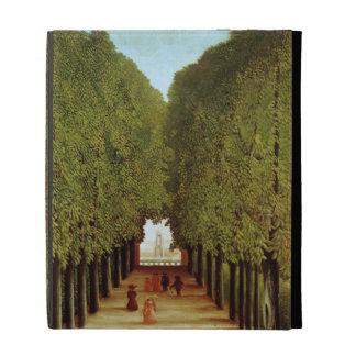 Alleyway in the Park of Saint-Cloud, 1908 (oil on iPad Folio Covers
