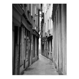 Alleyway Postcard
