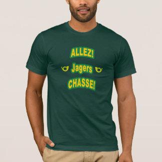 Allez! Hunters Chasse! 11 Infbat whisk hunters T-Shirt