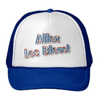 """""""Allez Les Bleus!"""" hat"""
