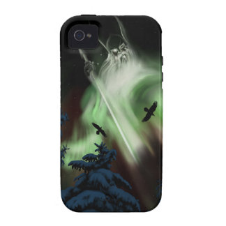Allfather iPhone 4/4S Carcasa