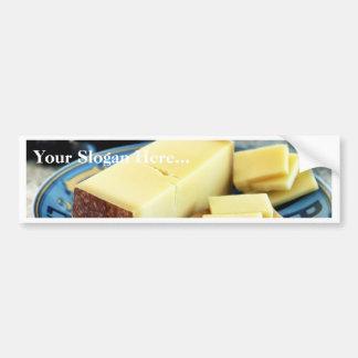 Allgauer Bergkase Cheese Bumper Sticker