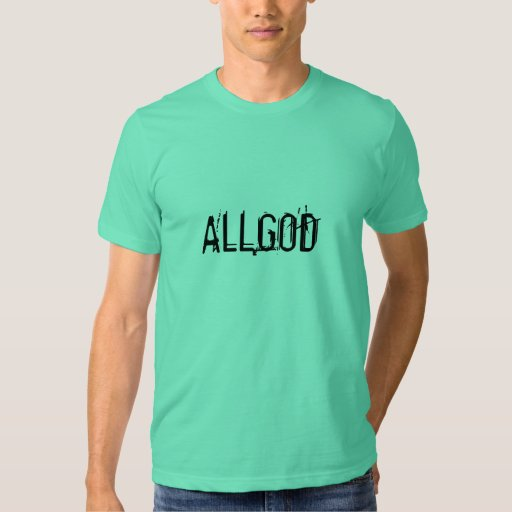 ALLGOD PLAYERA