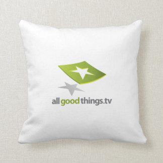 AllGoodThings.TV Pillo Pillow