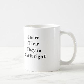 Allí su son taza