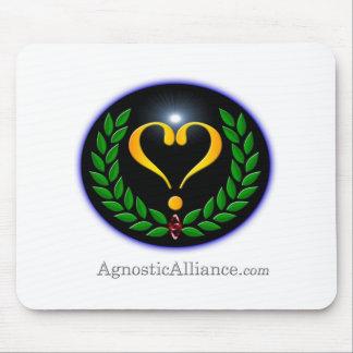 Alliance agnóstico - Mousepad