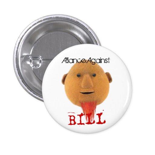 Alliance contra Bill Pin Redondo 2,5 Cm