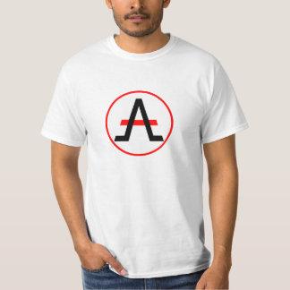 Alliance de la camiseta izquierda libertaria remera