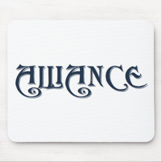 Alliance Mouse Pad