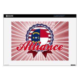 Alliance, NC Skins For Laptops
