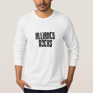 Alliance Nebraska Rocks T-Shirt