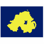 Alliance Northern Ireland flag Cut Outs