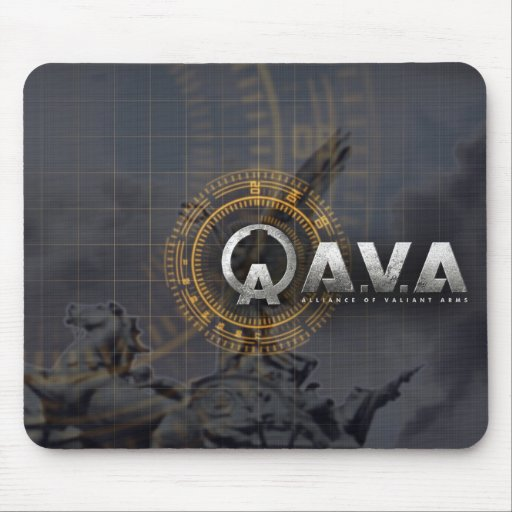 Alliance of Valiant Arms Mouse Pad