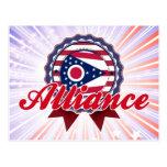 Alliance, OH Tarjetas Postales