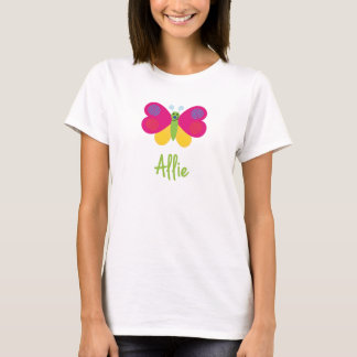 Allie The Butterfly T-Shirt