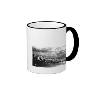 Allied Encampment, Crimea, c.1855 Mug