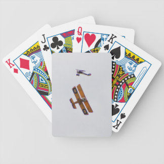 Allied Fighters Of World War One Playing Cards
