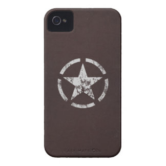 Allied US White Star Vintage iPhone 4 Case