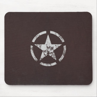 Allied US White Star Vintage Mouse Pad