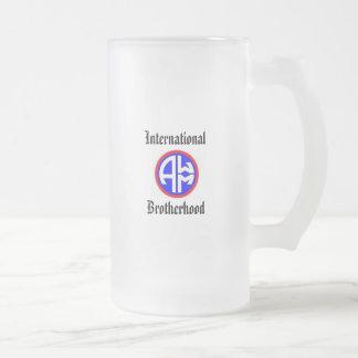 Allied War Machine International Brotherhood Mugs