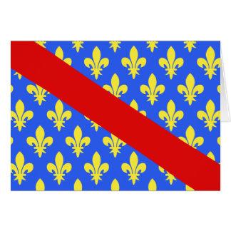 Allier, France Cards