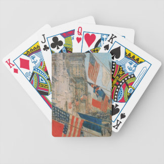 Allies Day Playing Cards