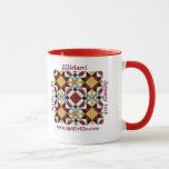 """Allietare ringer mug<br><div class=""""desc"""">mug for quiltville mystery 2016</div>"""