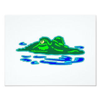 Alligator #018 card