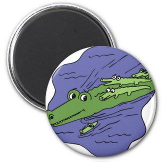 Alligator-10115 2 Inch Round Magnet