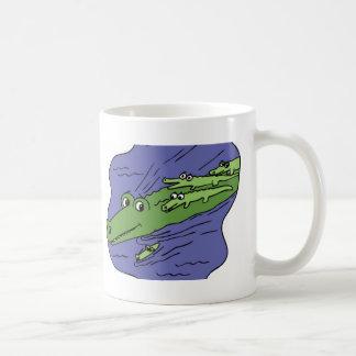 Alligator-10115 Classic White Coffee Mug