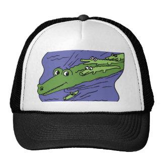 Alligator-10115 Trucker Hat