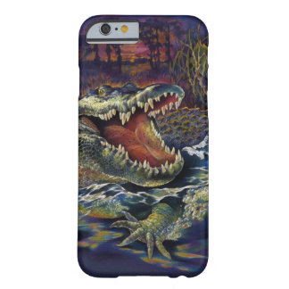 Alligator Adventures Barely There iPhone 6 Case