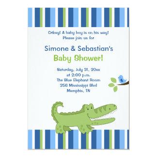 Alligator Invitations Announcements Zazzle