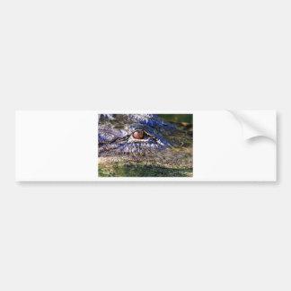 Alligator Bumper Sticker