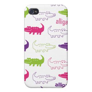 Alligator case iPhone 4/4S cover