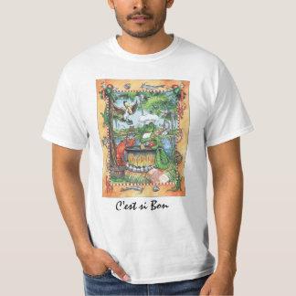 Alligator chef T-shirt