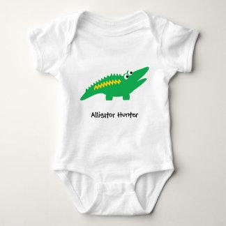 Alligator Customizable Text Shirt