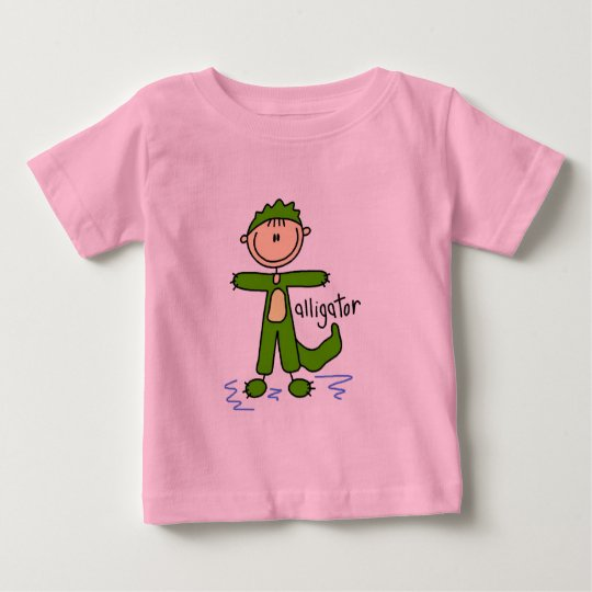 Alligator Dress Up Tshirts and Gifts